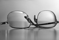 Eye Glass Royalty Free Stock Photography