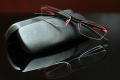 Eye-glasses Stock Images