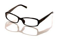 Eye glasses. Isolated over white background Royalty Free Stock Photos