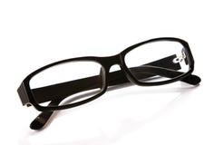 Eye glasses. Isolated over white background Royalty Free Stock Image