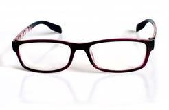 Eye glasses. The eye glasses on the white background Royalty Free Stock Image