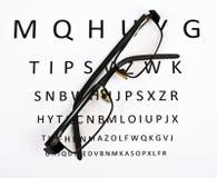 Eye glasses Royalty Free Stock Images