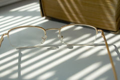 Eye glasses Stock Photography