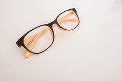 Eye glasses. Eye glaess on white blackground stock images