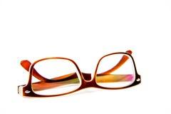Eye glasses isolated stock photos