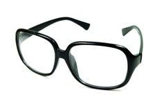 Eye glasses isolated. On white background stock photo