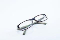 Eye glasses. On white background Royalty Free Stock Image