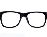 Eye glasses. On white background stock photo