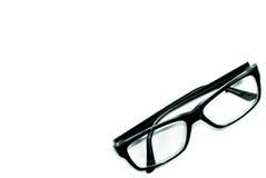 Eye glasses. On a white background stock image