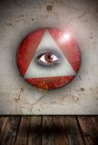Eye god Royalty Free Stock Photo