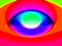 Eye from heavens Royalty Free Stock Photography