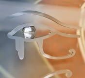eye horusen Arkivbilder
