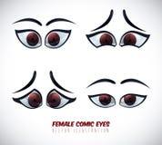 Eye icon. Design, vector illustration eps10 graphic Stock Photography