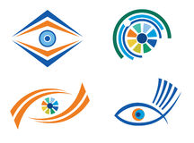 Eye icon Royalty Free Stock Photo