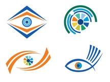Eye icon Royalty Free Stock Photo