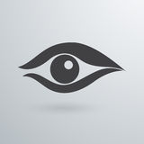 Eye icon Stock Photo