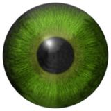Eye iris generated hires texture Royalty Free Stock Photography