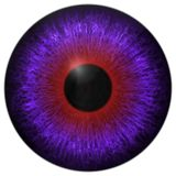 Eye iris generated hires texture Stock Images