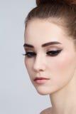 Eye-liner Immagine Stock