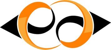Eye logo Stock Photography