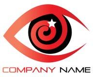Eye Logo Stock Image
