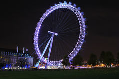 eye london Royaltyfria Foton