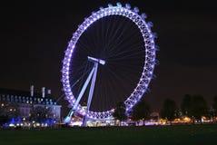 eye london royaltyfria foton