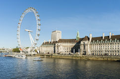 The eye London Stock Photography