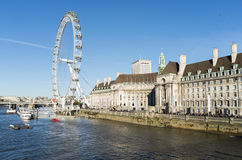 The eye London Royalty Free Stock Photography