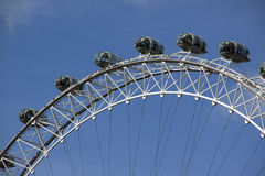 Eye of london Royalty Free Stock Photography