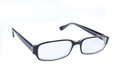 Eye los vidrios aislados Fotografía de archivo