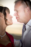 Eye Love Romance Royalty Free Stock Images