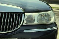 Eye of luxury car Royalty Free Stock Photos