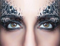 Eye macro Royalty Free Stock Images