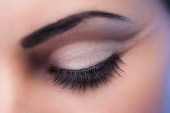 Eye macro Royalty Free Stock Photo