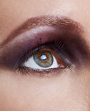 Eye make-up a Royalty Free Stock Photography