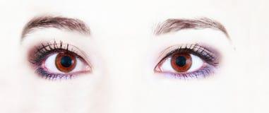 Eye makeup Stock Photos