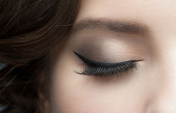 Eye makeup Stock Photos