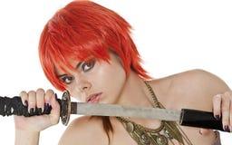 Eye Makeup. Beautiful Eyes Glitter Make-up. Stock Photography