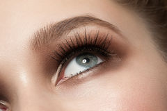 Eye makeup Royalty Free Stock Photography