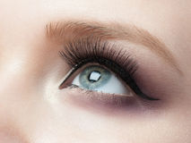 Eye Makeup Royalty Free Stock Image