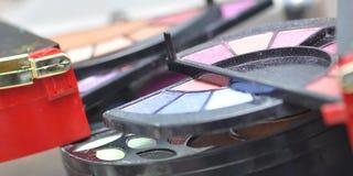 Eye makeups Royalty Free Stock Image