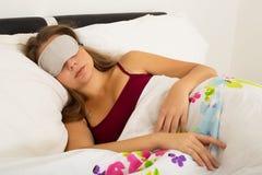 Eye mask Stock Images