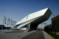 The Eye Museum of Film, Amsterdam Royalty Free Stock Photos