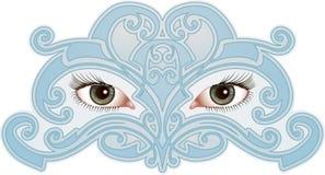 Eye Pattern Stock Photos