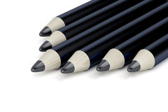 Eye pencils Royalty Free Stock Image