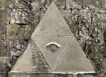 Eye of Providence Royalty Free Stock Photo