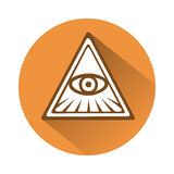 Eye of providence Stock Photography
