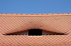Eye Roof Royalty Free Stock Photography