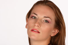 eye rosa skugga Royaltyfria Bilder
